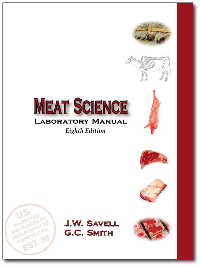 Meat Science Laboratory Manual